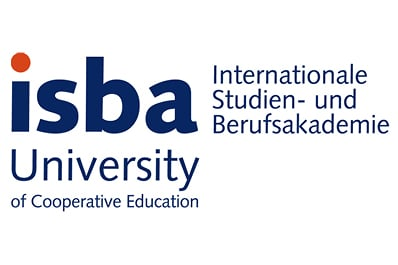 Logo isba university