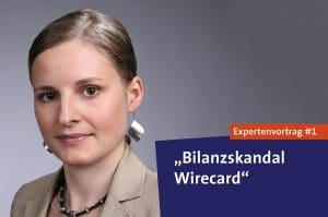 Expertenvortrag Bilanzskandal Wirecard - Carola Rinker