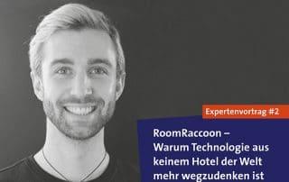 Expertenvortrag Room Raccoon - Joshua Wagner